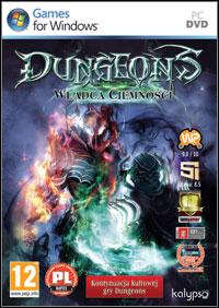 Okładka Dungeons: The Dark Lord (PC)