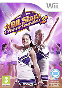Game Box for All Star Cheer Squad 2 (Wii)