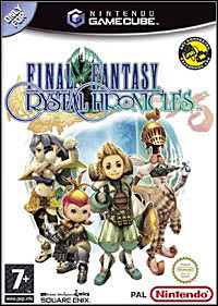 Game Box for Final Fantasy: Crystal Chronicles (GCN)