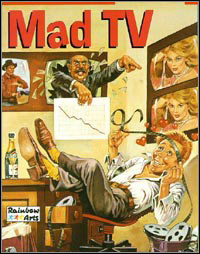 Okładka Mad TV (PC)