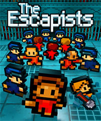 Game The Escapists (PC) cover