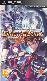 Okładka Blazing Souls: Accelate (PSP)