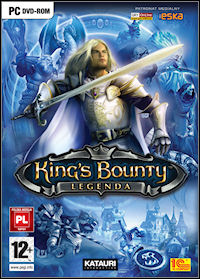Okładka King's Bounty: The Legend (PC)