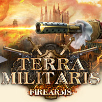Okładka Terra Militaris: Firearms (WWW)