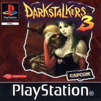 Game Box for Darkstalkers 3 (PS1)