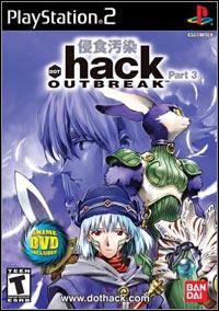 Okładka .hack//Outbreak Part 3 (PS2)