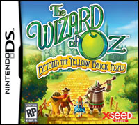 Okładka The Wizard of Oz: Beyond the Yellow Brick Road (NDS)