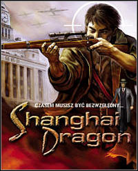 Okładka Shanghai Dragon (PC)