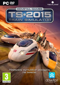Okładka Train Simulator 2015 (PC)