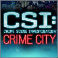 Okładka CSI: Crime City (WWW)