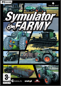 Okładka Farming Simulator 2009 (PC)