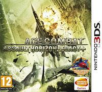 Okładka Ace Combat: Assault Horizon Legacy Plus (3DS)