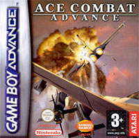 Okładka Ace Combat Advance (GBA)