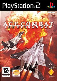 Okładka Ace Combat Zero: The Belkan War (PS2)