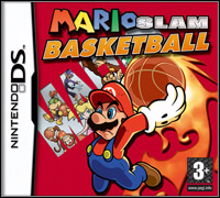 Okładka Mario Hoops 3 on 3 (NDS)