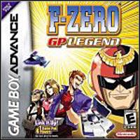 Okładka F-Zero: GP Legend (GBA)