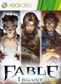Okładka Fable Trilogy (X360)