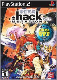 Okładka .hack//Mutation Part 2 (PS2)