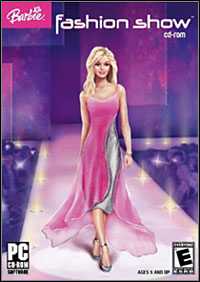 Game Box for Barbie Fashion Show (PC)