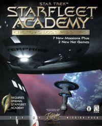 Okładka Star Trek: Starfleet Academy - Chekov's Lost Missions (PC)