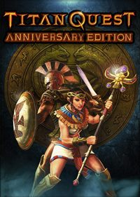 Game Titan Quest: Anniversary Edition (PS4) cover