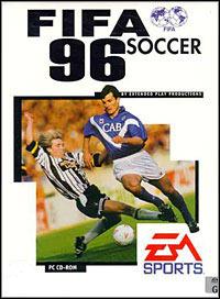 Okładka FIFA Soccer 96 (PC)