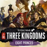Game Box for Total War: Three Kingdoms - Eight Princes (PC)