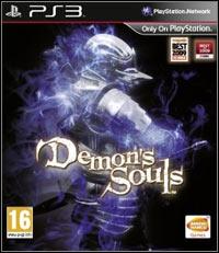 Okładka Demon's Souls (PS3)