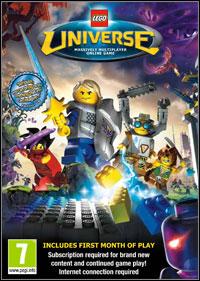 Okładka LEGO Universe (PC)