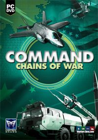 Game Box for Command: Chains of War (PC)