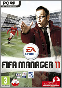 Okładka FIFA Manager 11 (PC)