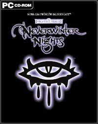 Game Box for Neverwinter Nights (PC)