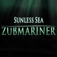 Game Box for Sunless Sea: Zubmariner (PC)
