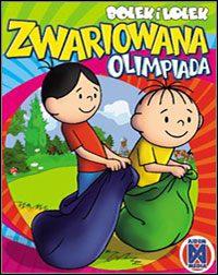 Okładka Bolek i Lolek: Zwariowana Olimpiada (PC)