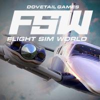 Okładka Flight Sim World (PC)