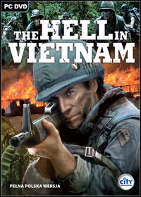 Game Box for The Hell in Vietnam (PC)