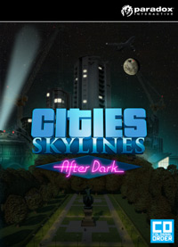 Game Box for Cities: Skylines - After Dark (PC)