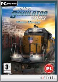 Okładka Trainz Simulator 2009 (PC)