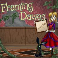 Okładka Framing Dawes (PC)