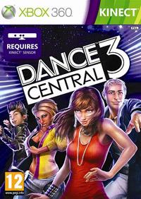 Okładka Dance Central 3 (X360)