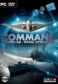 Game Box for Command: Modern Air/Naval Operations (PC)