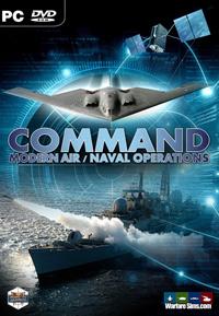 Okładka Command: Modern Air/Naval Operations (PC)