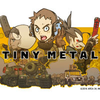 Game Tiny Metal (Switch) cover