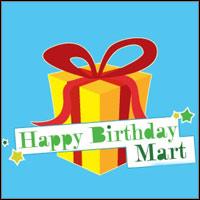 Okładka Happy Birthday Mart (NDS)