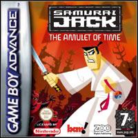 Okładka Samurai Jack: The Amulet of Time (GBA)