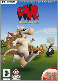 Okładka Bone: The Great Cow Race (PC)