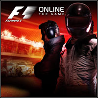 Game Box for F1 Online: The Game (WWW)