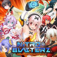 Game Nitroplus Blasterz: Heroines Infinite Duel (PS3) cover