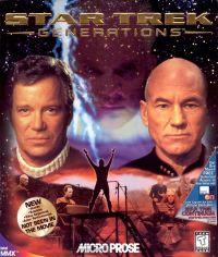 Okładka Star Trek: Generations (PC)