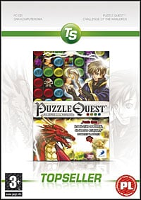 Game Puzzle Quest: Challenge of the Warlords (PC) cover